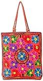 Craftshraft Women's Shoulder Bag (craft-54, Orange)