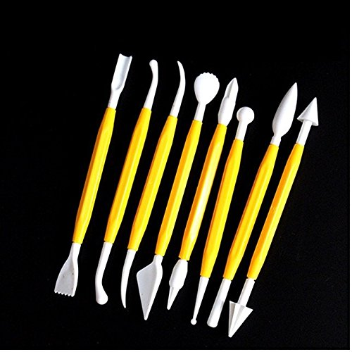 Astra-shop-Decorating-Tools-8-Piece-Fondant-and-Gum-Paste-Decorating-Tool-Kit-Yellow