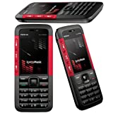 "Nokia 5310 XpressMusic red (EDGE, Musik-Player, UKW-Radio, Kamera mit 2 MP, Bluetooth) Triband Handyvon ""Nokia"""