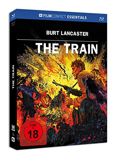The Train - Mediabook (+ Original Kinoplakat) [Blu-ray] [Limited Edition]