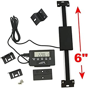 """iGaging DigiMAG 6"""" Magnetic Remote Digital Readout"""