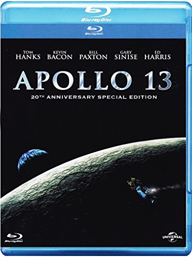 Apollo 13 (20th anniversary) [Blu-ray] [IT Import]