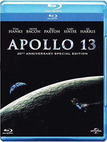 Apollo 13(20th anniversary) [Blu-ray] [IT Import]