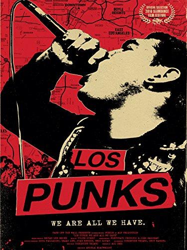 Los Punks: We Are All We Have on Amazon Prime Instant Video UK