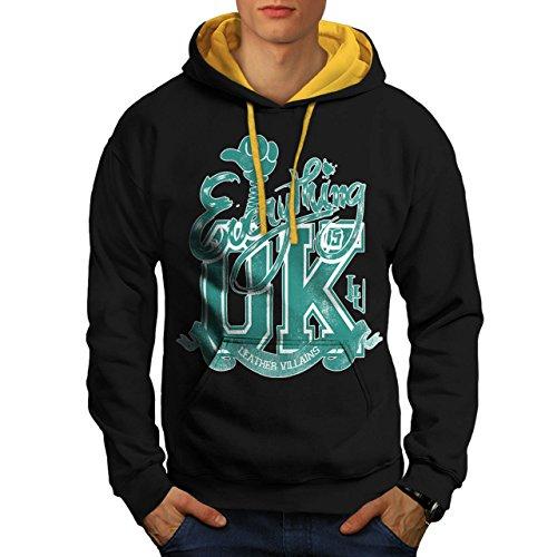 everything-is-okay-leather-life-men-new-black-gold-hood-xxl-contrast-hoodie-wellcoda
