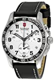 Victorinox Swiss Army Men's 241126 Classic Silver Dial Watch