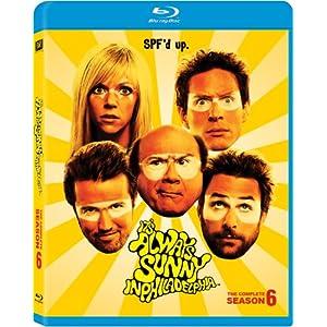 It's Always Sunny In Philadelphia: Season 6 on Blu-ray