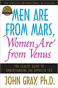 men are from mars and women are from venus essay Find helpful customer reviews and review ratings for men are from mars, women are from venus: a practical guide for improving communication and getting what you want in your relationships at amazoncom read.