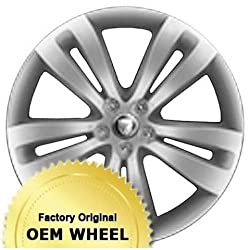 JAGUAR XJ,XJL 19X10 5 DOUBLE SPOKES Factory Oem Wheel Rim- POLISHED – Remanufactured