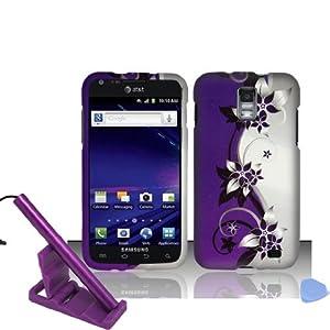 On Samsung Galaxy S Ii Skyrocket 4g Android Unlocked Cell Phone Black ...
