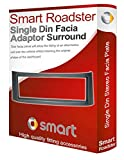 Smart Car Roadster stereo radio Facia Fascia adapter panel plate trim CD Single