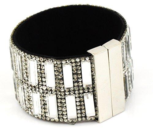 large-bracelet-avec-fermoir-magnetique-a-strass-white-plus