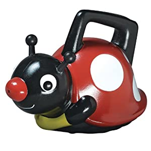 Allied precision g 14 2 quart ladybug children 39 s watering can discontinued by - Ladybug watering can ...