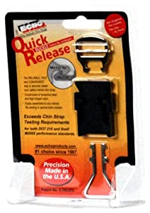 Echo Quick Release (Black, One Size) by Echo
