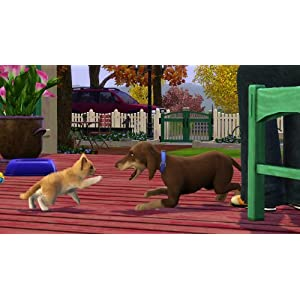 Online Game, Online Games, Video Game, Video Games, Mac Games, PC Games, Simulation, Life, Sims 3, Pc, The Sims 3 Pets