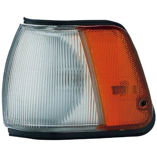 Collison Lamp 89-90 Nissan Sentra 89-90 Nissan Sentra Turn Signal / Parking Light Assembly Front Left 18-1813-00
