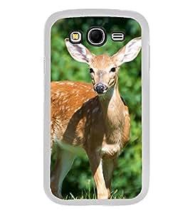 Deer 2D Hard Polycarbonate Designer Back Case Cover for Samsung Galaxy Grand I9082 :: Samsung Galaxy Grand Z I9082Z