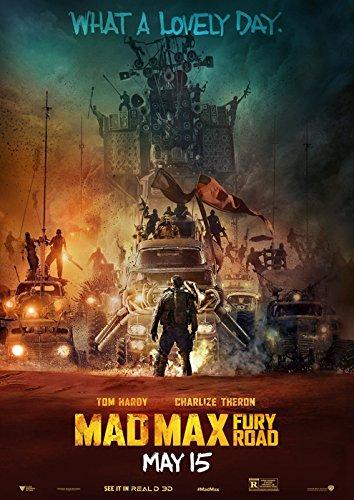 映画 マッドマックス 怒りのデス・ロード ポスター 42x30cm Mad Max: Fury Road トム・ハーディ シャーリーズ・セロン [並行輸入品] -