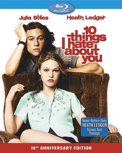 10 Things I Hate About You (10th Anniversary Edition) [Blu-ray] by Touchstone Home Entertainment and Warner Bros. Pic