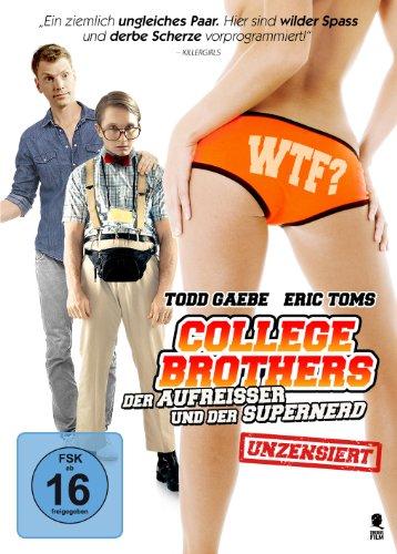College Brothers - Der Aufreißer und der Super-Nerd