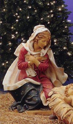 Fontanini 50 Mary Religious Christmas Nativity Statue