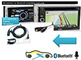 Xtenzi External Bluetooth Microphone Mic Assembly For Sony Xplode Car DVD Nvigtion MEX BT