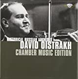 David Oistrakh - Chamber Music Edition