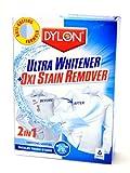 Dylon Ultra Whitener & Oxi Stain Remover (6 sachets)
