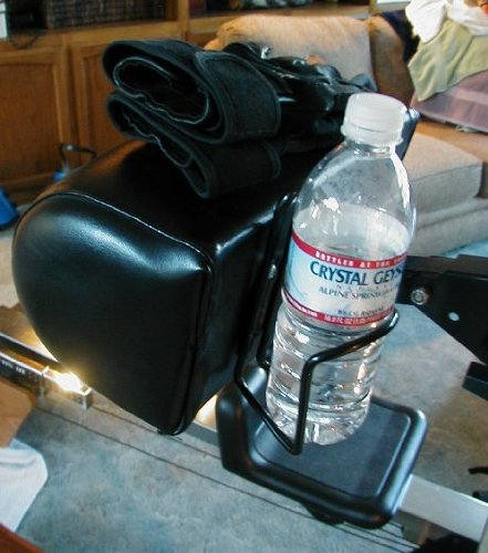 ALL Sport Water Bottle Holder NordicTrack SKIERS – BIKES & Most Exercise Equipment