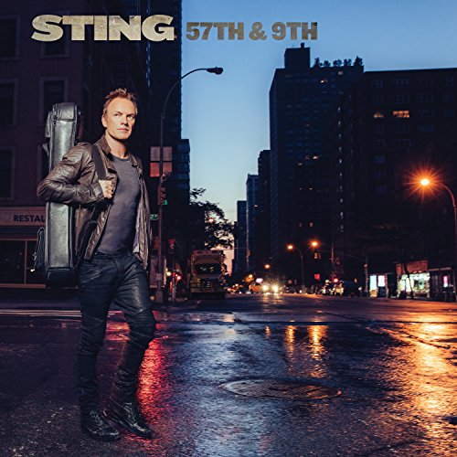 Sting - 57th & 9th (Deluxe) - Zortam Music