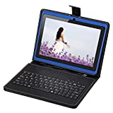 "7"" Android 4.2 Google Play Tablet PC A23 1.5GHz??w/ Keyboard&Earphone video review"