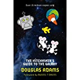 The Hitchhiker's Guide to the Galaxy (Hitchhikers Guide Book 1)by Douglas Adams