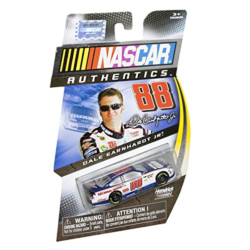 NASCAR - 1:64th Collector Car - Authentics - Chevy # 88 National Guard (Dale Earnhardt Jr.)