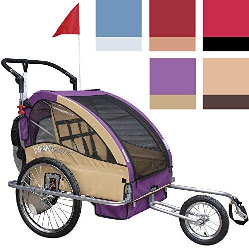 fahrradanh nger gefedert preisvergleiche. Black Bedroom Furniture Sets. Home Design Ideas