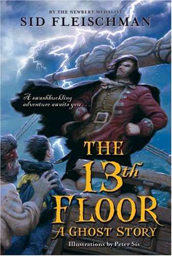 Cover of The 13th Floor: A Ghost Story