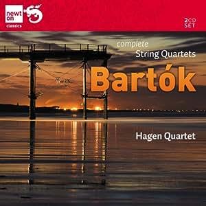 Bartok : Intégrale des Quatuors à cordes