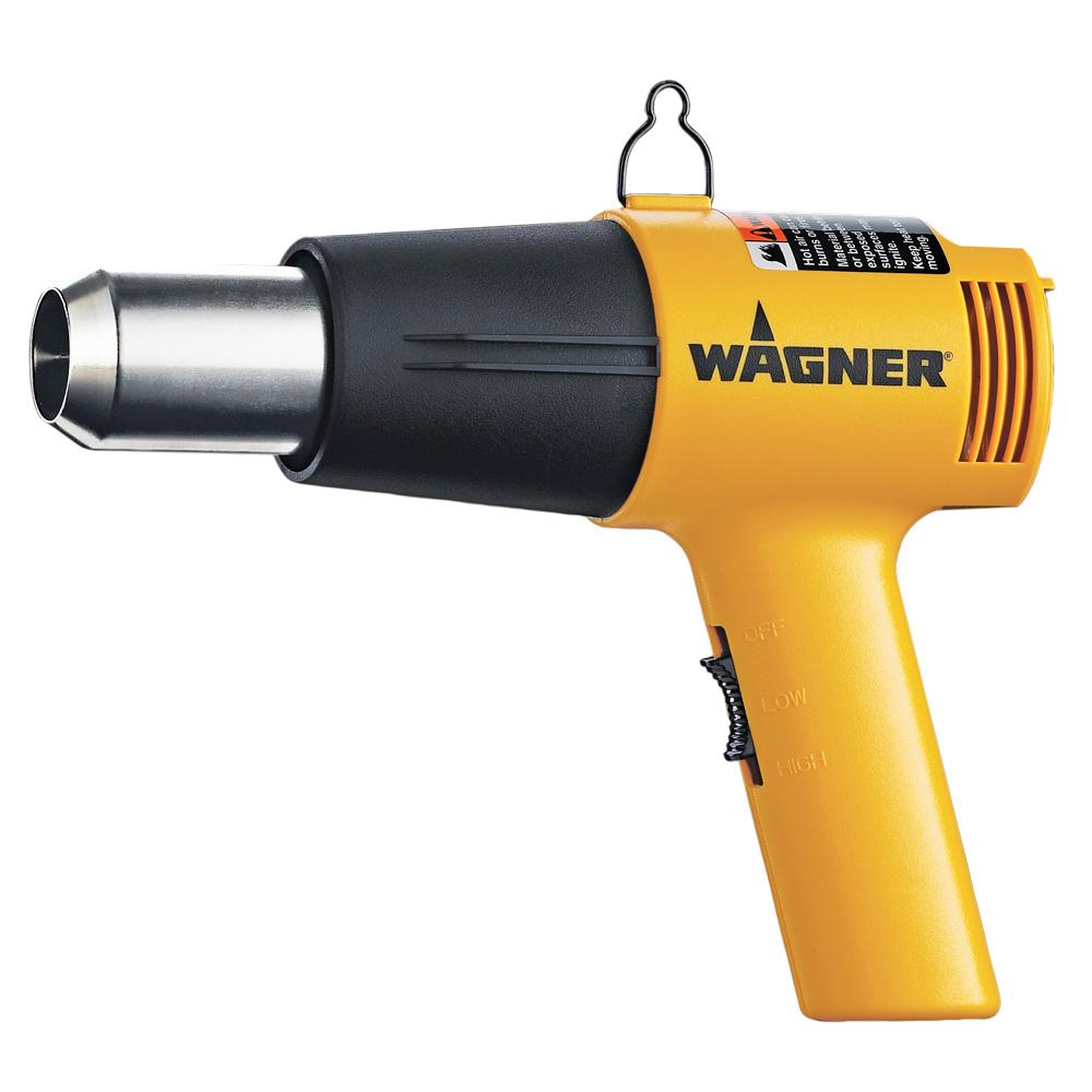 Wagner 0503008 Ht1000 1 200 Watt Dual Temperature Heat Gun