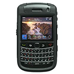 OtterBox Commuter Case series for the BlackBerry Bold 9650 - Black