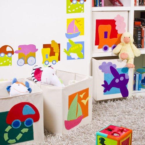 Imagen 1 de Cenefa infantil TRANSPORTE
