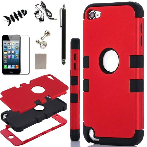 Tpu Apple iPod Touch 5,Case for iPod touch 5 embossed tpu gel shell for ipod touch 5 6 girl in red dress