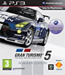 PS3 GRAN TURISMO 5 ACADEMY EDITION