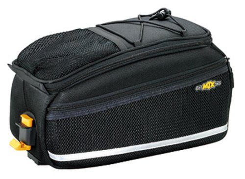 Topeak MTX Trunk Bag EX Bicycle Trunk Bag with Rigid Molded Panels
