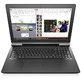 Lenovo ideapad 700 - 15.6-inch FHD Laptop (Intel Core i5 6300HQ, 12 GB RAM, 256 GB SSD, NVIDIA GeForce GTX950M, Windows 10) 80RU00FEUS