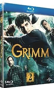 Grimm - Saison 2 [Blu-ray]