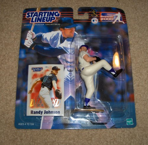 2000 Randy Johnson MLB Starting Lineup Figure