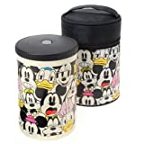 Dinsey Mickey and Friends Stainless Steel Bento Soap Jar - Tokyo Disney Resort
