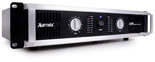 4000 Watt amplificateur amplificateur audio pro Marriola vivre 4000
