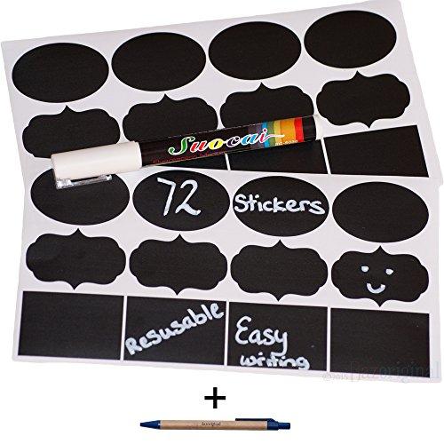 dazoriginal-72-kreidetafel-etiketten-vinyl-sticker-set-tafelsticker-set-tafelaufkleber-chalkboard-se
