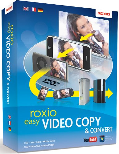 Roxio Easy Video Copy and Convert (PC CD)