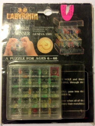 3D Labyrinth Maze Puzzle - 1